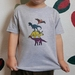 Dino Stack Tee - size 2