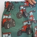 Red Tractor shorts