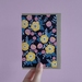 Mustard & Pink Floral Gift Card