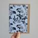 Camellia & Jasmine doodle gift card