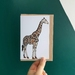 Zuri the Giraffe gift card