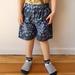 Hydrangea flower shorts