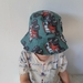 Tractor hat - toddler size