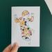 Flower Baby Gift Card