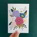 Bouquet Gift Card