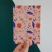 Floral Watercolors Gift Card