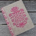 Cross Stitch A6 Journal & Cover - Bouquet of Flowers