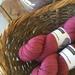 8ply NZ polwarth wool naturally dyed yarn