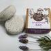 Handmade Vegan Syndet Shampoo Bar - Lavender