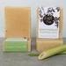 Handmade Vegan Soap - Lemongrass & Coconut Milk
