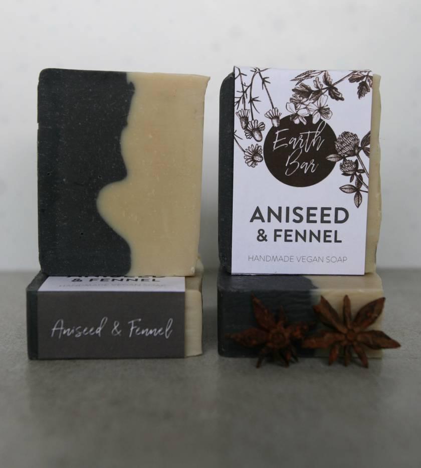 Handmade Vegan Soaps - Aniseed & Fennel