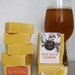 Handmade Vegan Soaps - Pale Ale & Citrus