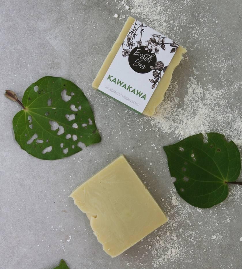 Handmade Vegan Soaps - Kawakawa