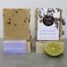 Handmade Vegan Soap - Lavender & Bergamot