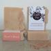 Handmade Vegan Soap - Rosewood and Palmarosa