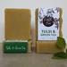 Handmade Vegan Soap - Tulsi & Green Tea