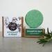Handmade Vegan Syndet Shampoo Bar - Rosemary & Hemp Seed
