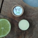 Handmade Vegan Lip Balm - Lime