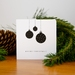 Christmas Card -  Baubles