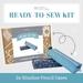 Ready-To-Sew Kit (Slimline Pencil Case)