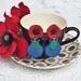 Poppy Vase Earrings