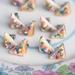 Fairy Bread Stud Earrings