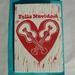 Feliz Navidad - Handprinted Christmas Cards