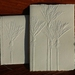 Nikau - Embossed card and envelope