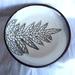 Kowaowao fern plate