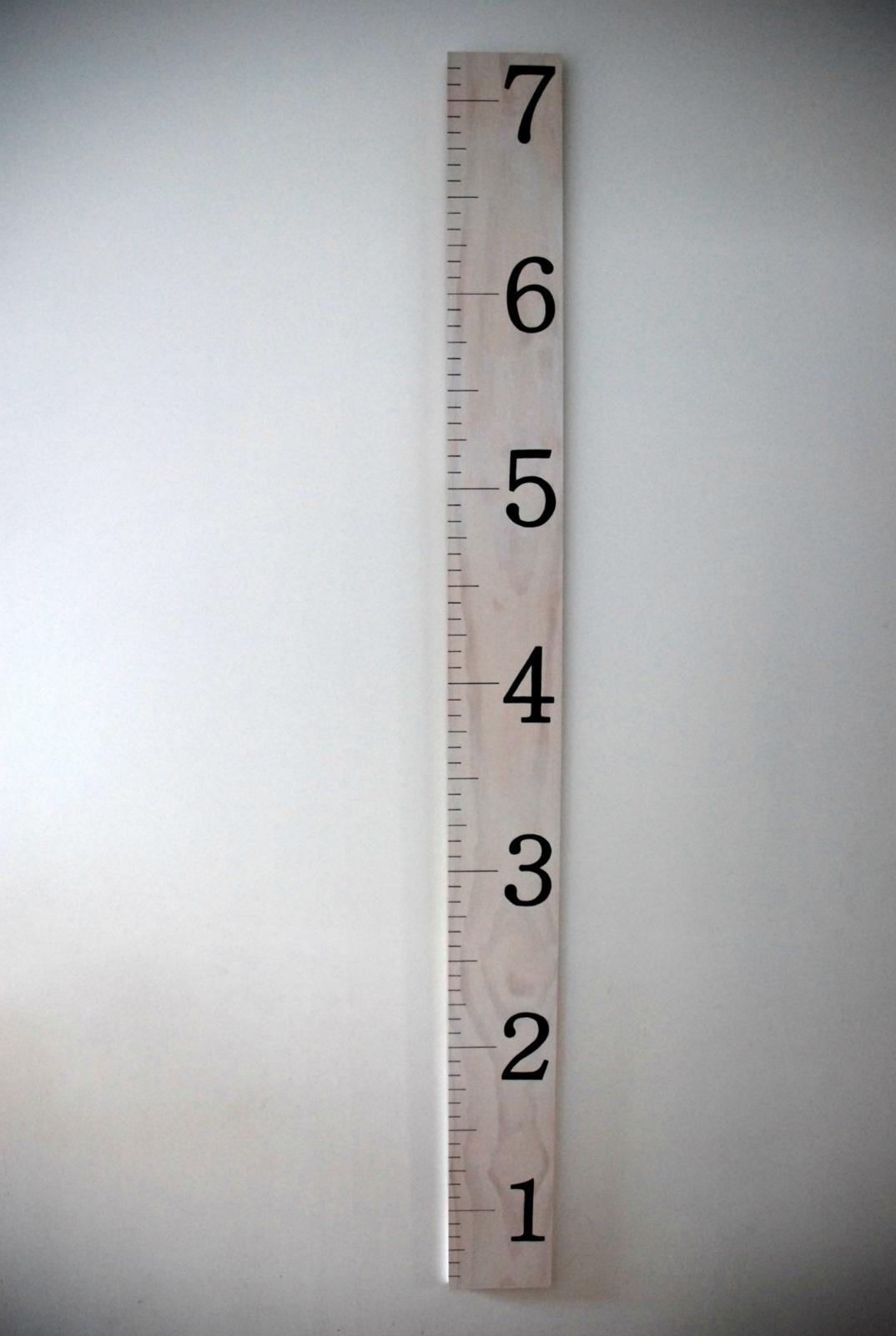 Wooden ruler growth chart felt wooden ruler growth chart nvjuhfo Gallery
