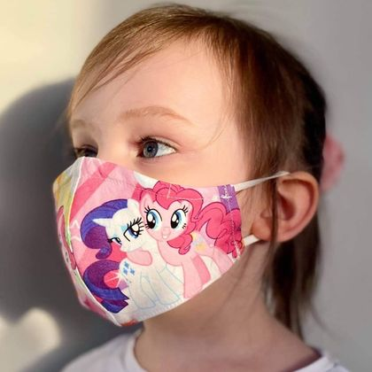 Child's Fabric Face Mask 3-6 years