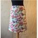 Cotton wrap skirt skirt size 8-12