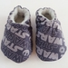 Star Wars Baby Booties - Grey - 0-6 months