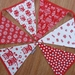 Christmas Bunting - Cute Owls