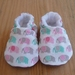 Elephant Baby Booties - 0-6 months