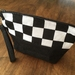 Black and White Checker Purse