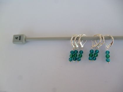 Crochet & Knit Stitch Markers