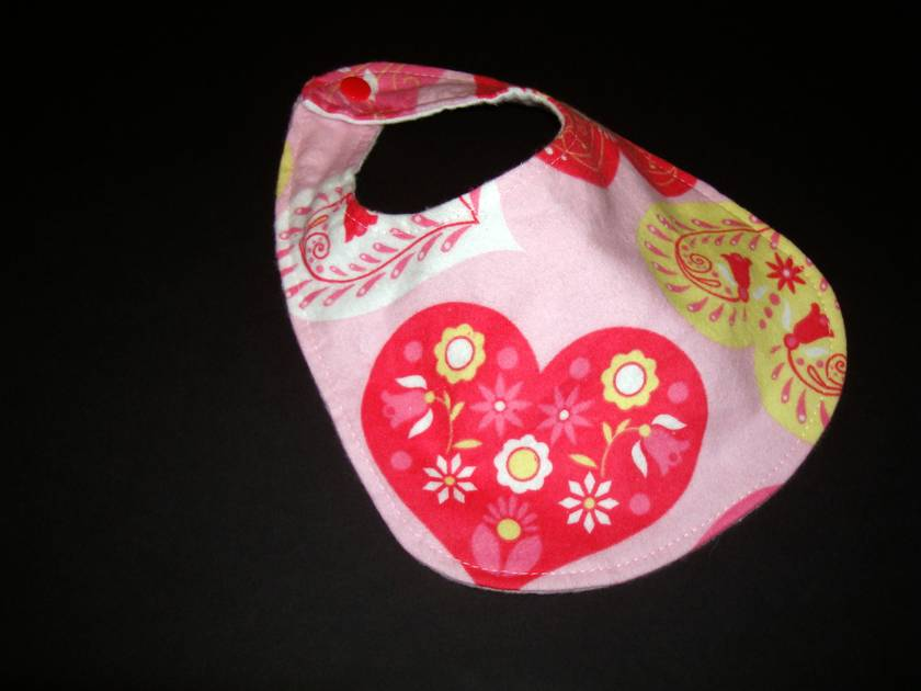 Boutique Baby Bibs -  Sew In Love