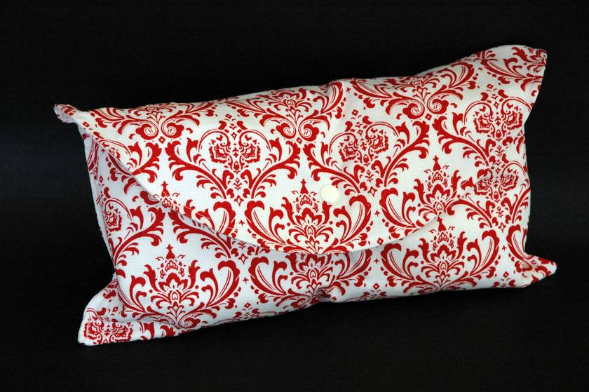 Boutique MCN Nappy Clutch - Damask Collection