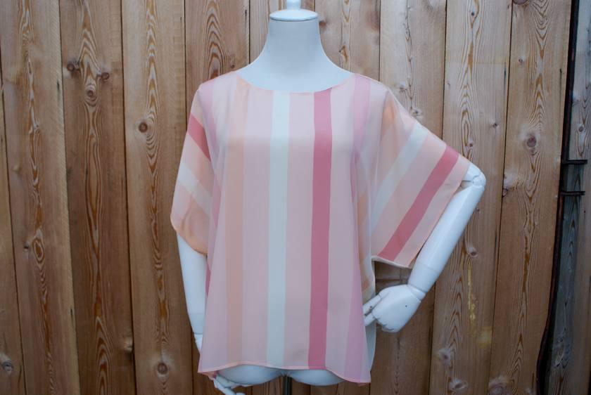 The Cornelia silk top