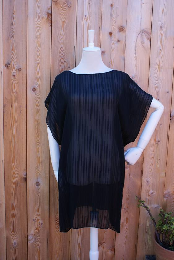 The Cornelia silk tunic