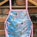 * REDUCED * Izzy Bee Baby - KIDS APRON - 'Unicorns and Clouds'