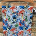 * REDUCED * Kids Swimming Bags - 'Super Heroes'