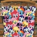 * REDUCED * - Kids Swimming Bags - 'My Little Pony'