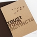 Trust Notebook - small (A6)