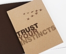 Trust Notebook - small (A6)