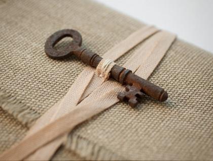The Rusty Skelton Key Journal