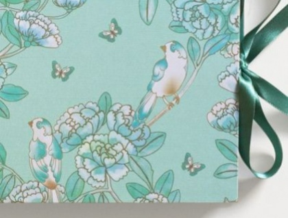 Enchanted Birds A5 photo album