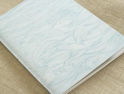 Ocean Notebook - A5