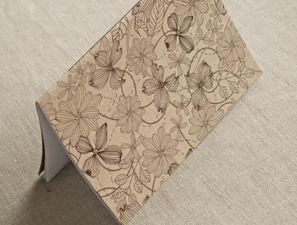 Nature Notebook – pocket size
